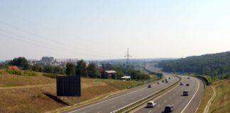 Circulația rutieră va fi închisă pe autostrada Orăștie – Sibiu