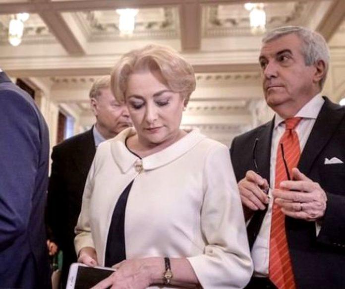 Tăriceanu atacat de Şefa PSD, Viorica Dăncilă