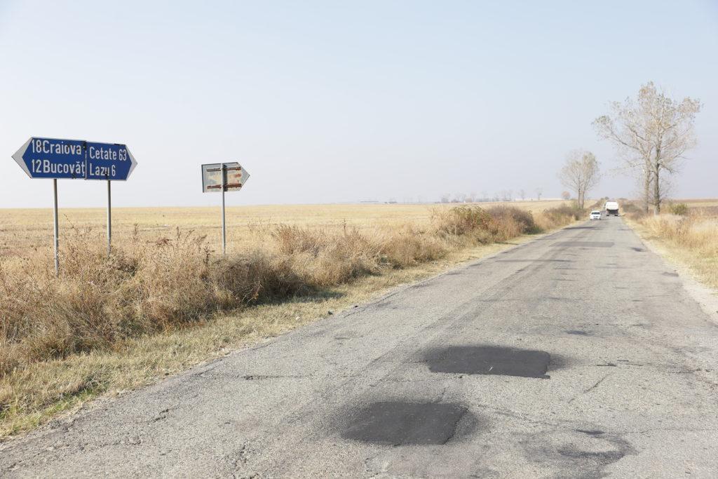 Drumul Craiova - Cetate