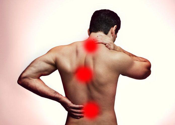 pierderea în greutate și dureri de spate severe