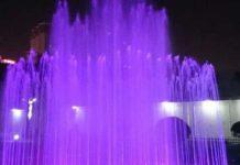 Primarul vrea fântâni arteziene luminoase de un million de euro