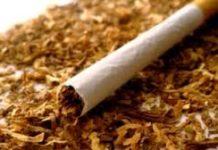 Razie printre vânzătorii de tutun