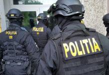 Bărbat, reținut de poliție ca urmare a unor percheziții într-un dosar de furt