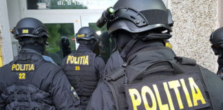 Peste 100 de percheziţii la persoane bănuite de infracţiuni eceonomice