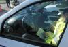 Bărbatul a fost depistat de poliţişti conducând fără permis la un an de la producerea accidentului