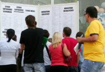9% dintre participanţii la bursă, selectaţi pentru angajare