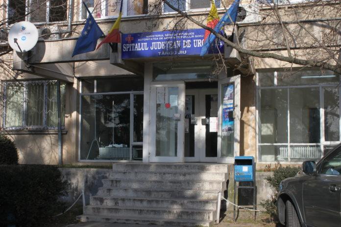 Spitalul Județean de Urgență din Târgu Jiu este condus de economist Gigel Capotă