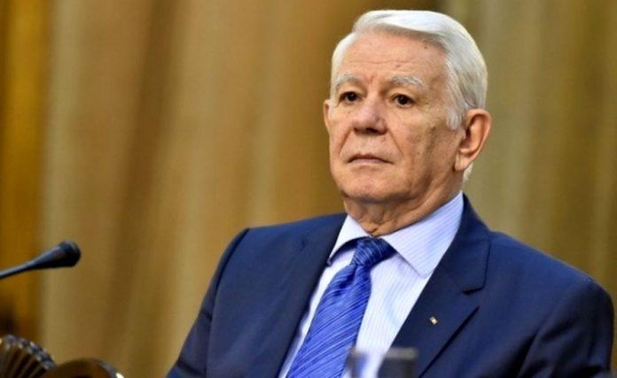 CCR:Alegerea lui Teodor Meleșcanu la șefia Senatului, nelegală