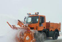 Primăriile din Baia de Fier și Novaci închiriază utilaje pentru deszăpezirea stațiunii Rânca