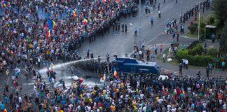 Convorbirile jandarmilor de la protestul 10 august vor fi declasificate și trimise procurorilor