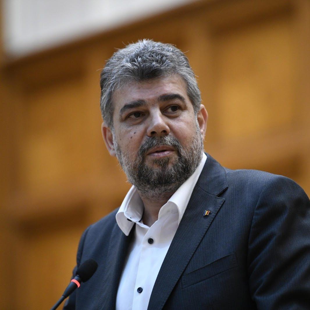 Marcel Ciolacu a anunțat luni că PSD blochează votarea în Senat a proiectului de lege care ar permite carantinarea