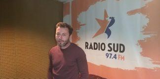Ştefan Florescu, prezent în studioul Radio Sud