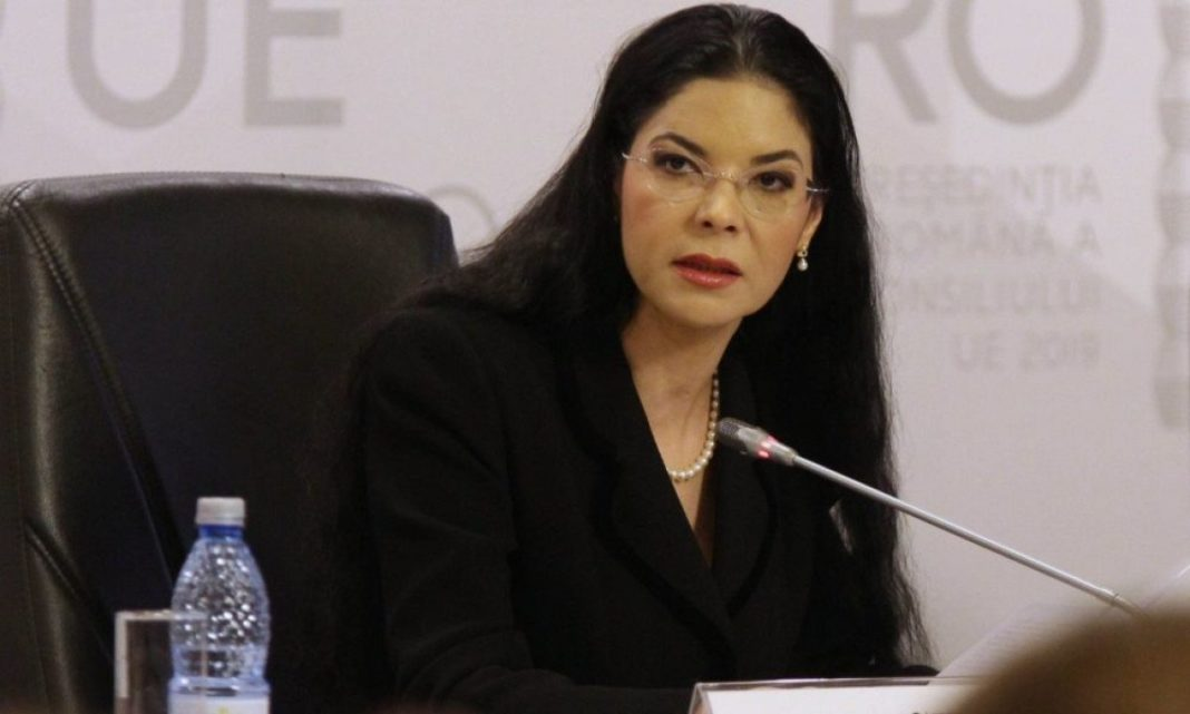 Ana Birchall, la predarea mandatului: Ministerul Justiției a fost, de multe ori, sub asediu