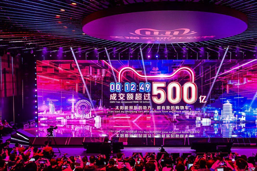 Black Friday-ul chinezesc a generat vânzări record de peste 38 miliarde dolari în 24 de ore