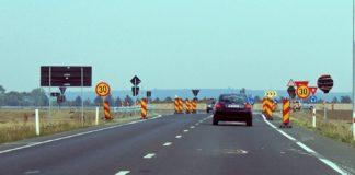 Vâlcea: Restricţii de circulaţie pe DN 7 şi DN 64