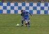 Alexandru Armăşelu a fost cel mai bun jucător de pe teren, marcând de trei ori în poarta Dăeştiului (Foto: Alex Vîrtosu)