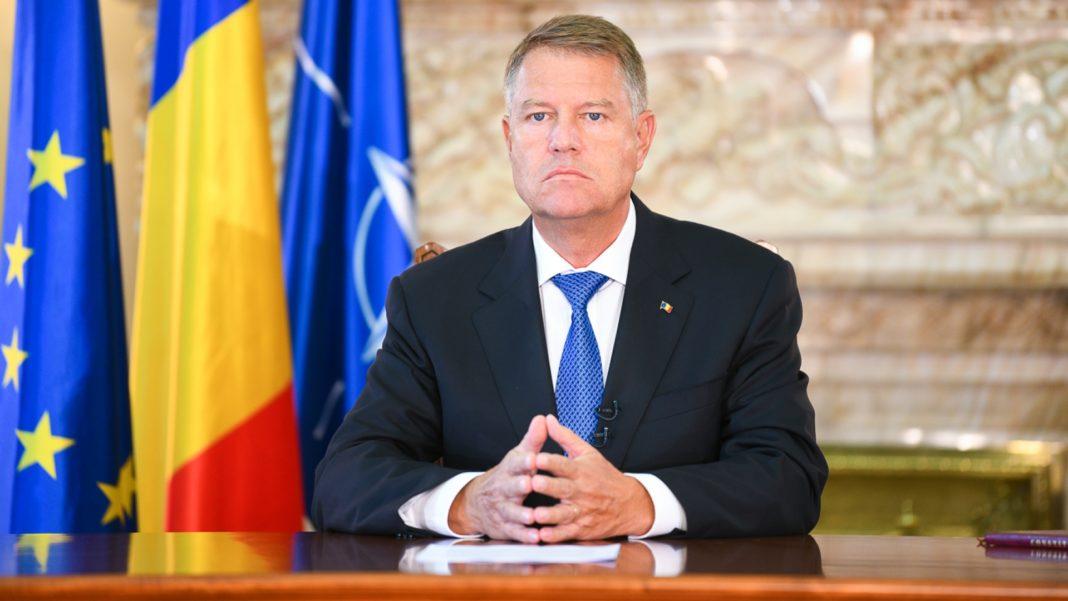 Preşedintele Klaus Iohannis a solicitat, în videoconferinţa cu membrii Consiliului European, activarea Mecanismului de Protecţie Civilă al Uniunii Europene
