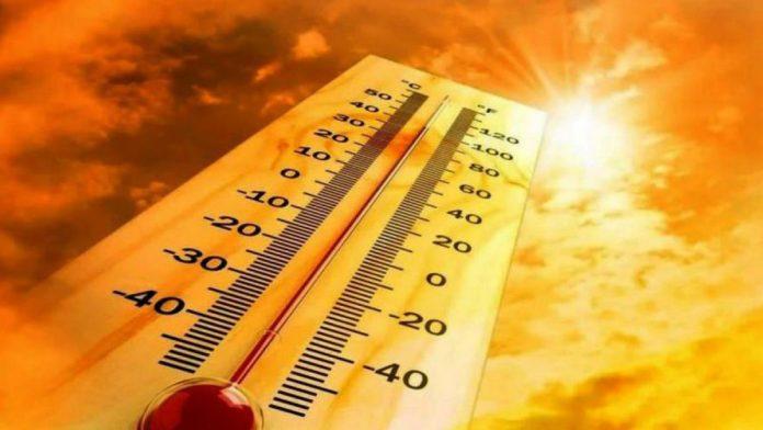 Temperaturi mai mari și cu 20 de grade decât normalul perioadei
