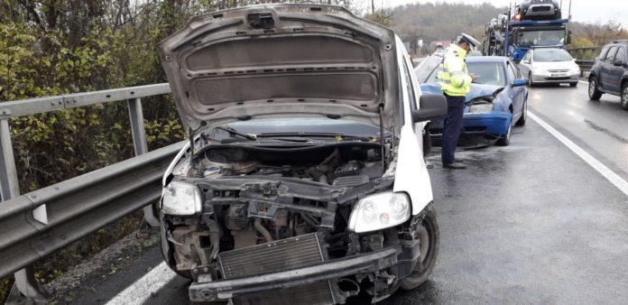 Accident cu o victimă pe DN7