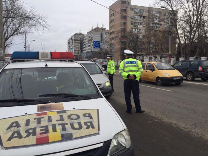 Polițiștii doljeni au aplicat în două zile sancțiuni de 75.000 de lei. Acțiunile polițiștilor au avut loc pe 10 și 11 ianuarie