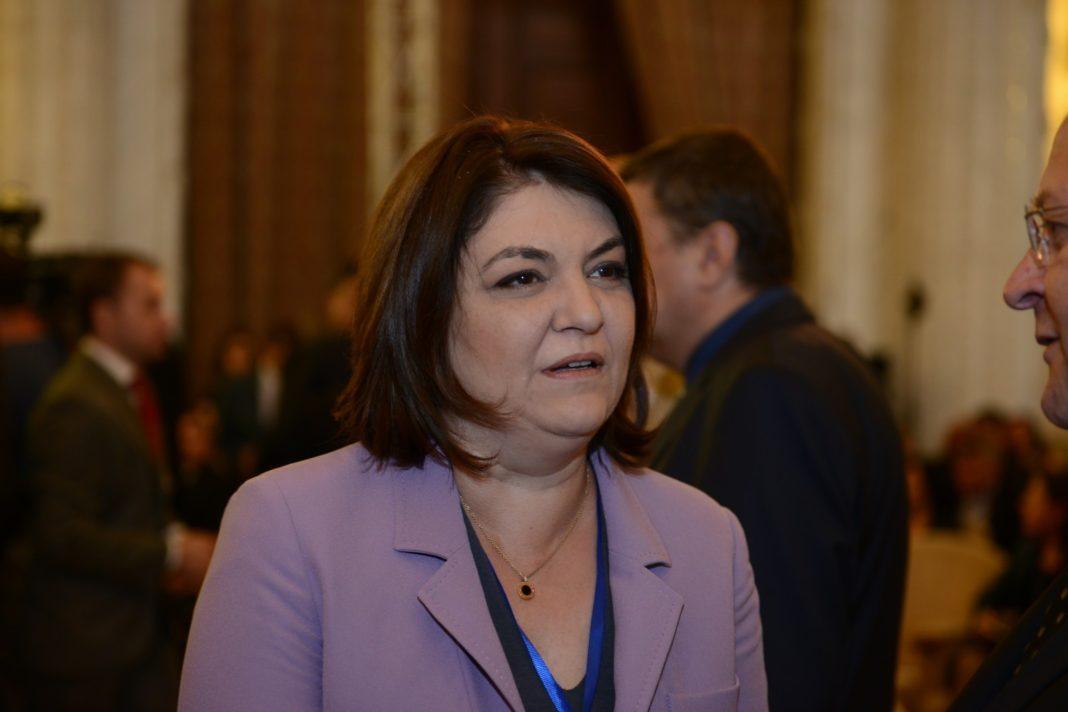 Adina Vălean, aviz favorabil pentru funcția de comisar european