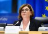 Adina Vălean a fost avizată favorabil de comisia pentru Transporturi a PE