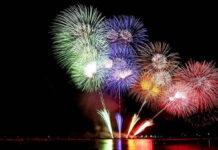 Foc de artificii cu măsuri sporite de siguranţă