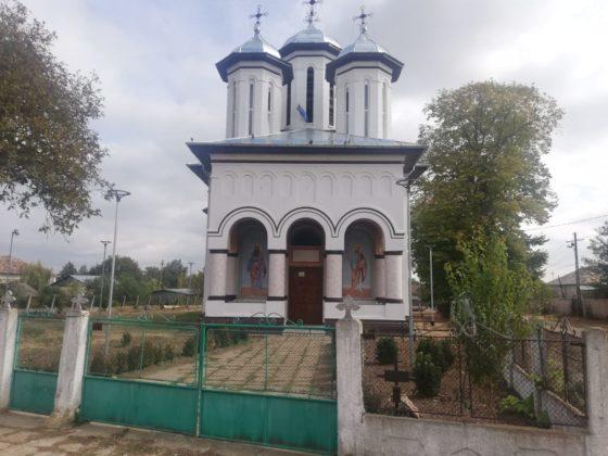 Biserica din Bârza