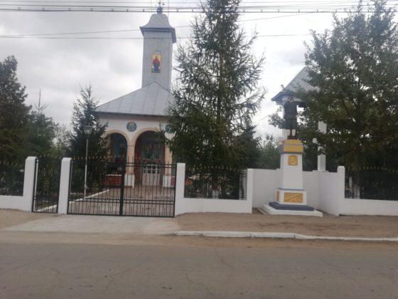 Biserica din Horezu Poenari