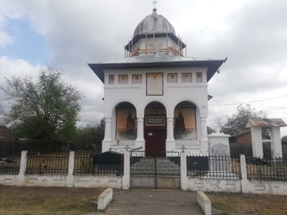 Biserica din Ţugureşti