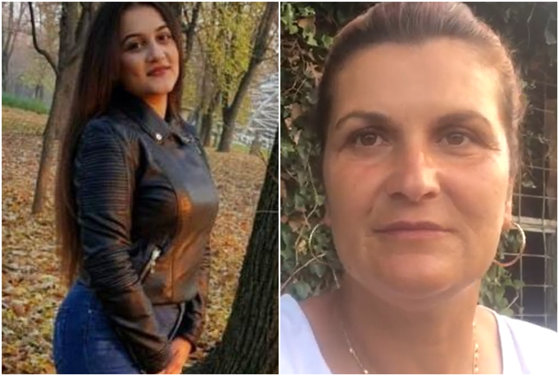 Luiza Melencu si mama ei