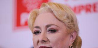 Baronii PSD încearcă să o convingă pe Viorica Dăncilă să demisioneze mâine