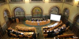 Taxele şi impozitele craiovenilor pentru anul 2020 au fost dezbătute la Primăria Craiova cu sala aproape goală