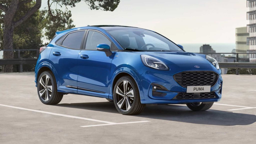 Noul Ford Puma- produs la Craiova- disponibil pentru România cu un preț special