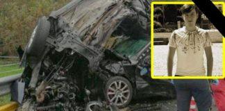 Fotbalist român decedat în Italia, după un accident rutier