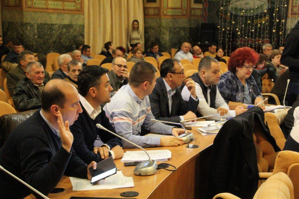 CL Craiova. Consilierii locali din partea PNL, în discuții cu conducerea PSD a primăriei
