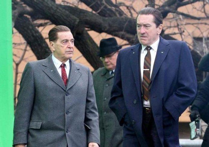 """Tehnologia folosită pentru """"The Irishman"""", pe placul lui Robert De Niro"""