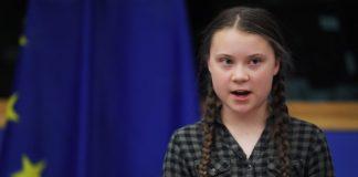 Greta Thunberg, ajutată de o româncă să treacă Atlanticul
