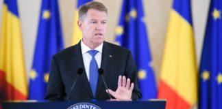 """LIVEVIDEO Mesajul lui Iohannis către Dăncilă: """"Contracandidatul ăla.. să își facă singură campanie"""""""