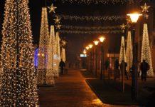 Se modernizează rețeaua de iluminat de pe Calea Eroilor