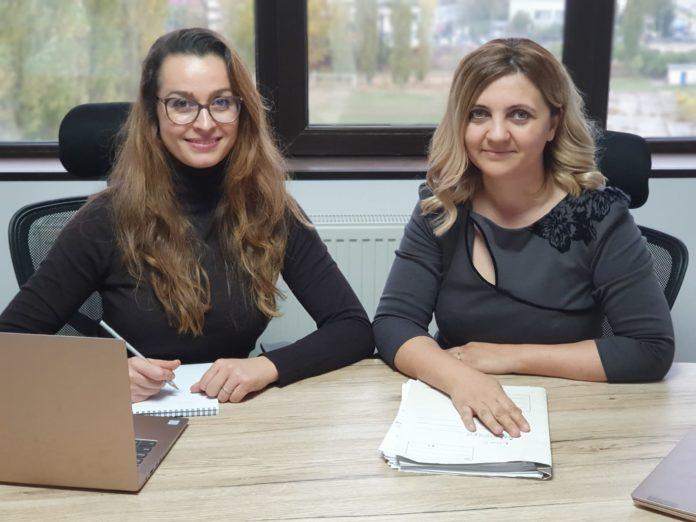 Ana-Maria Cruceru şi Cristina Plăiaşu