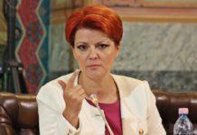 Ludovic Orban a demis-o pe Lia Olguța Vasilescu din funcția de consilier al premierului