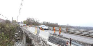Podul de la Malu Mare a ajuns într-o stare avansată de degradare
