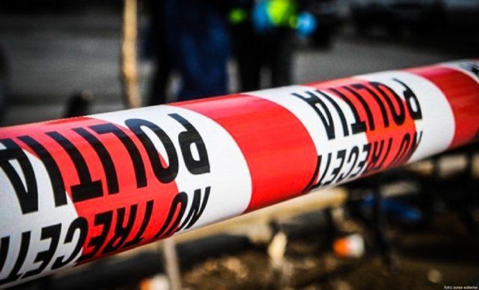 Elev lovit de o mașină pe o trecere de pietoni din Târgu Jiu