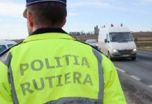 Bărbat din Mehedinți, prins fără permis auto în Gorj