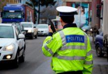 Un bărbat a fost prins conducând fără permis
