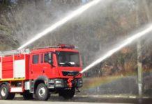 """Incendiu la Școala """"Alexandru Ștefulescu"""" din Târgu-Jiu"""