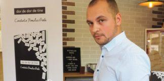 """Poetul Constantin Romulus Preda lansează cartea """"dor de dor de tine"""""""