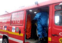 Tragedie într-un bloc din Timişoara
