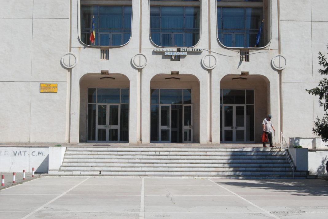 Casa Armatei din Slatina va fi reabilitată cu peste 13 milioane lei